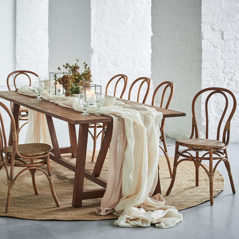 Sika-Design rattan dining chair
