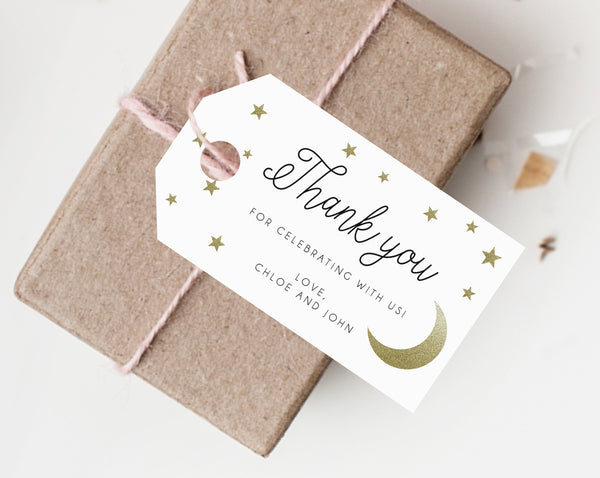 image about Baby Shower Gift Tags Printable called Quick Obtain Like Tags, Thank By yourself Tag, Twinkle Twinkle Tiny Star Desire Tag, Present Tag, Youngster Shower Choose Tag Printable, Templett, B07