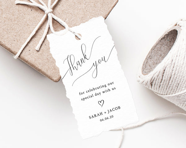 photograph about Thank You Tag Printable titled Marriage ceremony Desire Tag Template, Thank On your own Tag, Printable Marriage Choose Tags, Wedding ceremony Reward Tag, Want Label, Quick Obtain, Templett, W31