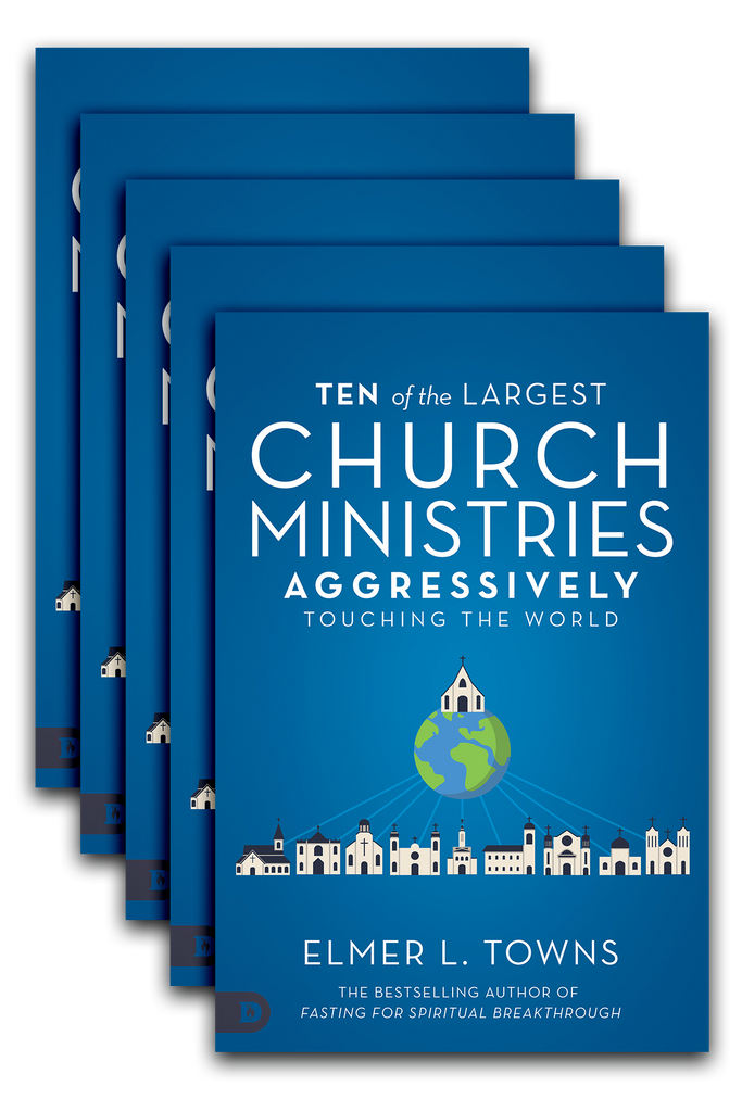 Bulk Order - Ten of the Largest Church Ministries Touching the World (20 Copies)