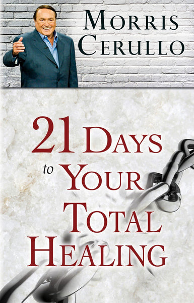 21 Days to Your Total Healing (POD)