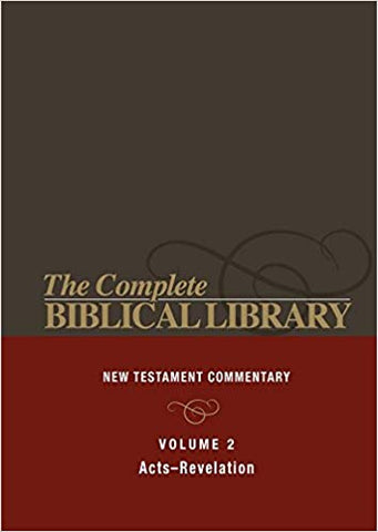 Complete Biblical Library Vol. 1