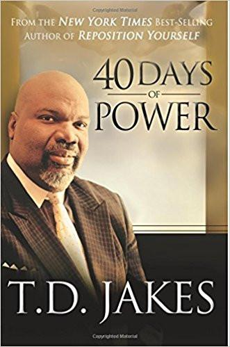 40 Days of Power Trade Paper