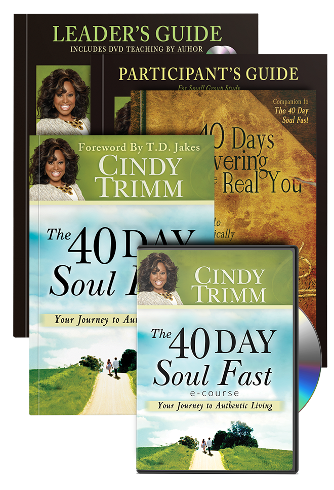 40 Day Soul Fast Free Feature Session (Digital Product)
