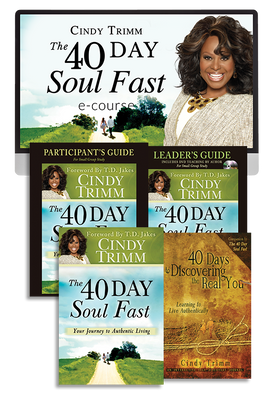 40 Day Soul Fast Ecourse with Dr. Cindy Trimm (Digital Download)