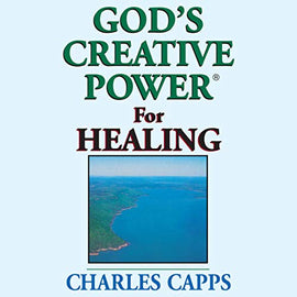 God's Creative Power for Healing (Digital Audiobook)