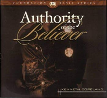 Authority of the Believer CD