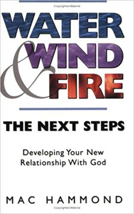 Water Wind Fire - Nesxt Steps - OLD ONE