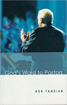 God's Word to Pastors