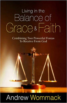 Living in the Balance of Grace PB