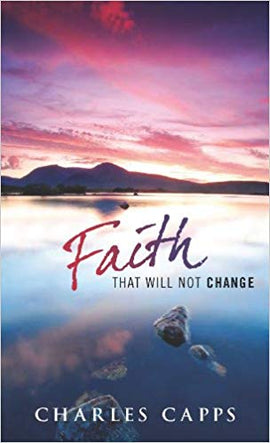 Faith That Will Not Change NEW DS