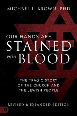 Our Hands are Stained with Blood: The Tragic Story of the Church and the Jewish People (Digital Audiobook)