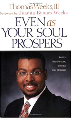 Even As Your Soul Prospers - O/P