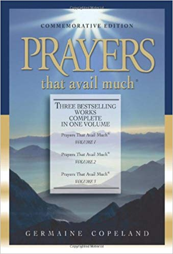 Prayers That Avail Much Comm PB