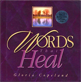 Words That Heal w/CD