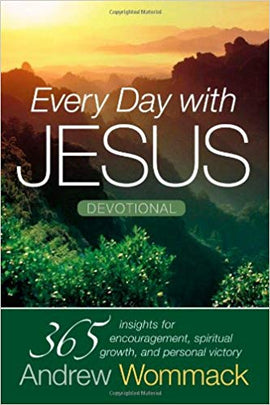 Every Day with Jesus HB - O/P