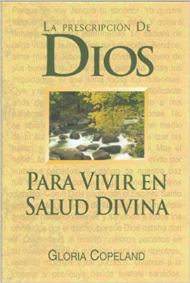 God's Prescription for Divine - Spanish