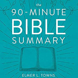 The 90-Minute Bible Summary (Digital Audiobook)