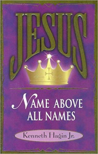 Jesus: Name Above All Names DS