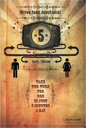 Thrive Teen Devotional