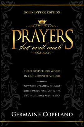 Prayers That Avail Much Gold Letter