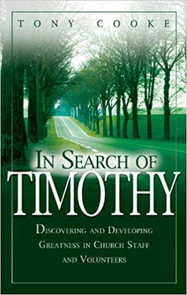 In Search of Timothy Workbook DS