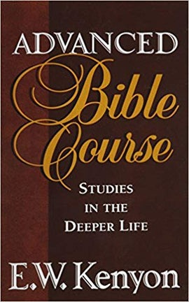 Advanced Bible Course Bible Study