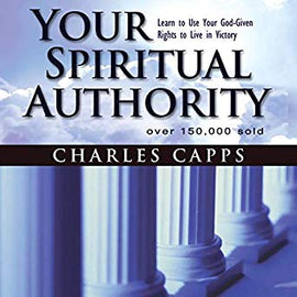 Your Spiritual Authority: Learn to Use Your God-Given Rights to Live in Victory! (Digital Audiobook)