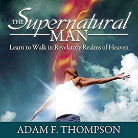 The Supernatural Man (Digital Audiobook)