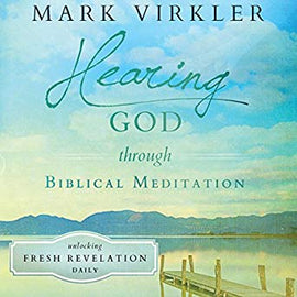 Hearing God Through Biblical Meditation (Digital Audiobook)