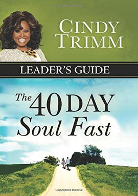 40 Day Soul Fast Leaders Guide