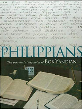 Philippians Study Notes - O/P
