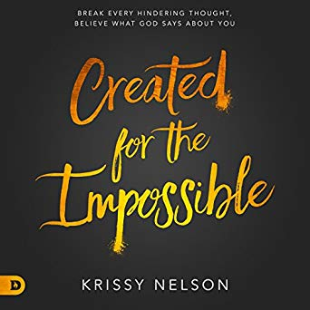 Created for the Impossible (Digital Audiobook)