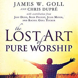 The Lost Art of Pure Worship (Digital Audiobook)