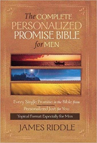 Complete Pers Promise Bible Men - O/P