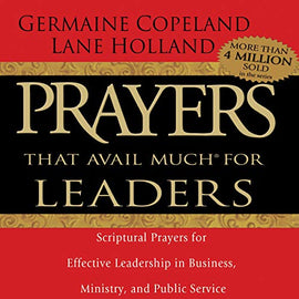 Prayers That Avail Much for Leaders (Digital Audiobook)