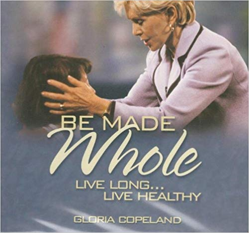 Be Made Whole CD