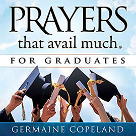 Prayers That Avail Much for Graduates (Digital Audiobook)