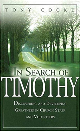 In Search of Timothy DS