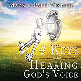 4 Keys to Hearing God's Voice (Digital Audiobook)