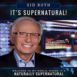 It's Supernatural: Welcome to My World, Where It's Naturally Supernatural (Digital Audiobook)