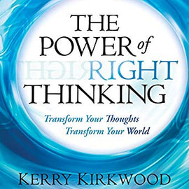The Power of Right Thinking (Digital Audiobook)