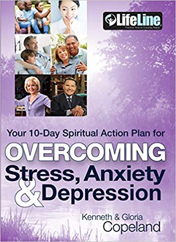 Overcoming Stress, Anxiety & Depression