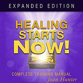 Healing Starts Now! (Digital Audiobook)