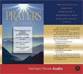 Prayers That Avail Much Audio CD