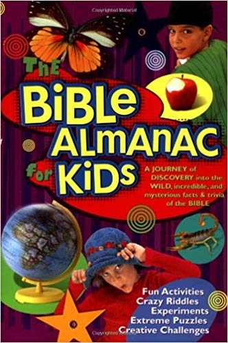 Bible Almanac for Kids