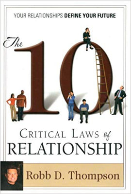 10 Critical Laws of Relationship PB