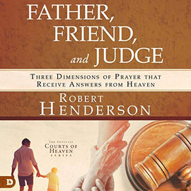 Father, Friend, and Judge (Digital Audiobook)