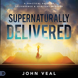 Supernaturally Delivered (Digital Audiobook)