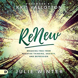ReNew: Breaking Free from Negative Thinking, Anxiety, and Depression (Digital Audiobook)